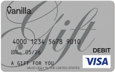 Silver Gift- Gift Card