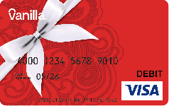 Red Swirls Visa Gift Card Gift Cards For All Occasions